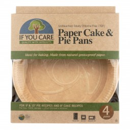 If You Care Pie Baking Pans...