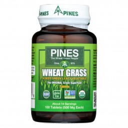 Pines International Organic...