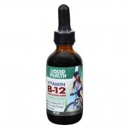 Liquid Health Vitamin B-12...