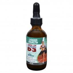 Liquid Health Vitamin D3 -...