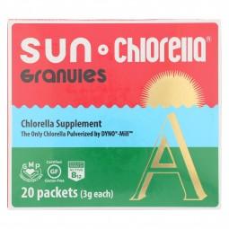 Sun Chlorella A Granules -...