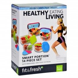 Fit And Fresh Container Set...