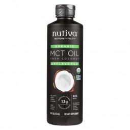 Nutiva 100% Organic Mct Oil...