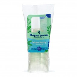 Repurpose Clear Compostable...