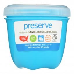 Preserve Food Storage...