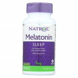 Natrol Melatonin - 1 Mg -...
