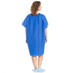 Snapwrap Gown Reusable Blue...