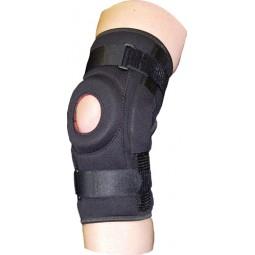 Hinged Patella Knee Wrap 2x...
