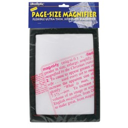 Magnifier Full Page Reading...