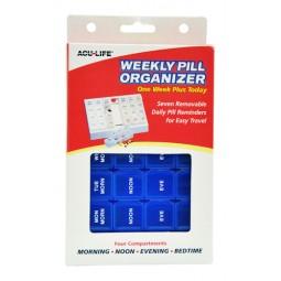 Pill Organizer Weekly W-28...