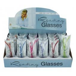 Reading Eyeglasses Display...