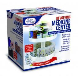 Revolving Medicine Center...