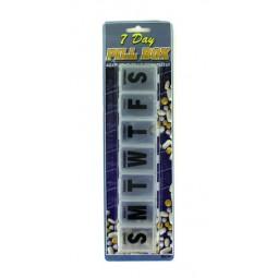 Pill Box Jumbo 7-day