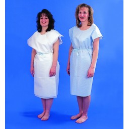 Paper Patient Exam Gowns-...