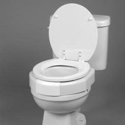Elevated Toilet Seat...