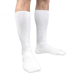 Diabetic Socks  White  Pair...