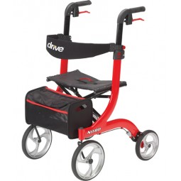 Nitro Rollator  Red