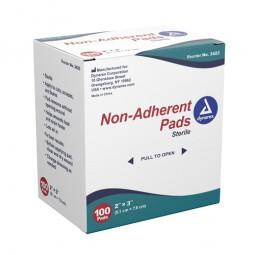 Non-adherent Gauze Pad...