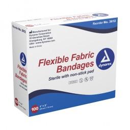 Flexible Fabric Bandages 1...
