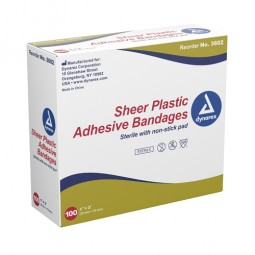 Adhesive Bandages Sterile...