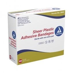 Adhesive Bandages Sheer...