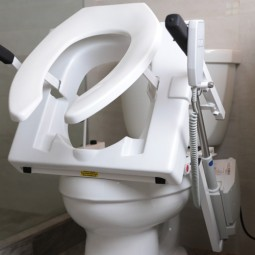 Ez Access Tilt Toilet Seat...