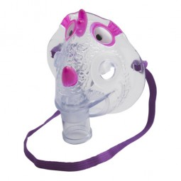 Nebulizer Mask Ped Dragon-each
