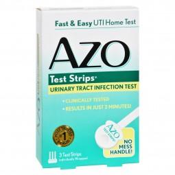 Azo Test Strips - 3 Test...