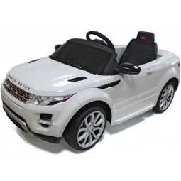 Land Rover Evoque 12v White Rc