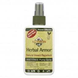 All Terrain - Herbal Armor...