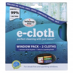 E-cloth Window Cleaning...