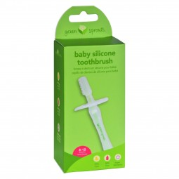 Green Sprouts Silicone Baby...
