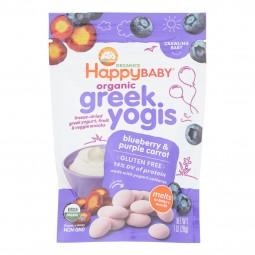 Happyyogis Yogurt Snacks -...