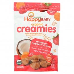 Happy Creamies Organic...