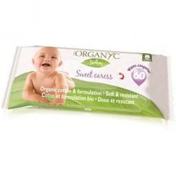 Organyc Baby Wipes - 100...