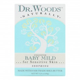 Dr. Woods Bar Soap Baby...