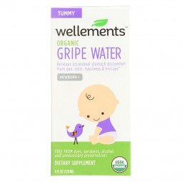 Wellements Gripe Water For...