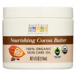 Aura Cacia - Organic Cocoa...