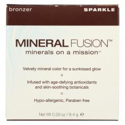 Mineral Fusion Bronzer -...