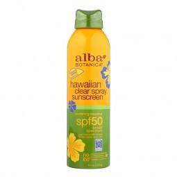 Alba Botanica Sunscreen -...
