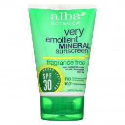 Alba Botanica - Sunscreen -...