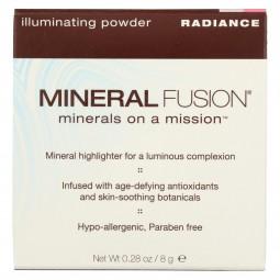 Mineral Fusion - Makeup...