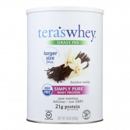 Tera's Whey Protein - Rbgh...