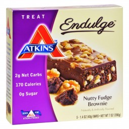 Atkins Endulge Bar Nutty...
