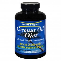 Health Support Coconut Oil...