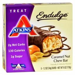 Atkins Endulge Bar Caramel...