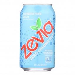 Zevia Soda - Zero Calorie -...