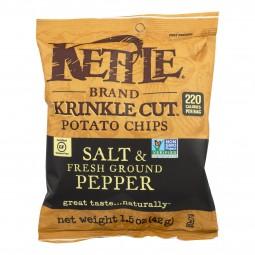 Kettle Brand Potato Chips -...