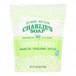Charlies Soap Laundry...