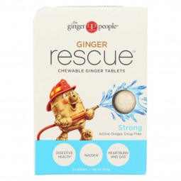 Ginger People Ginger Rescue...
